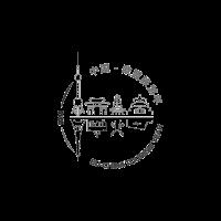 Logo EU-China Tourism Year 2018, black & white