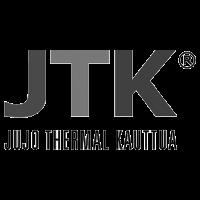 Logo Jujo Thermal Kauttua, black & white