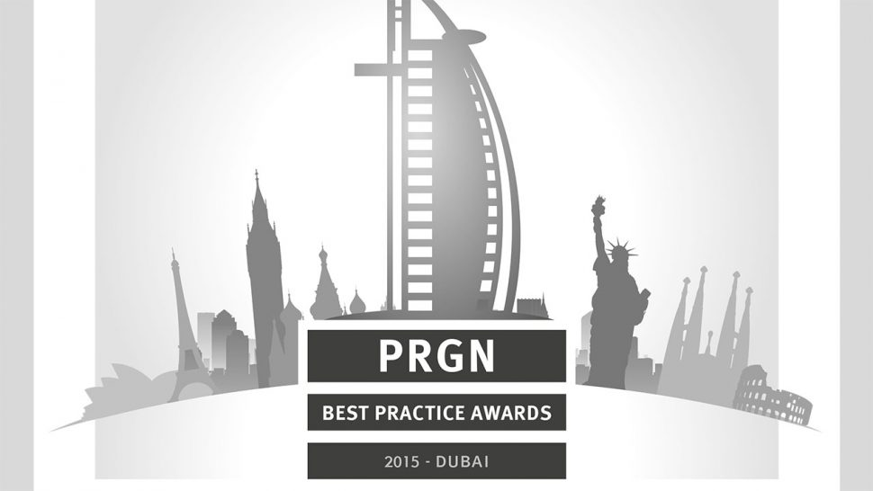 PRGN Awards Dubai