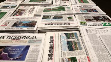 Print media circulation