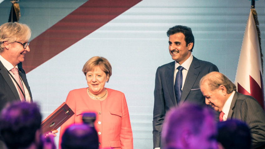 Qatar - Germany Business Investment Forum